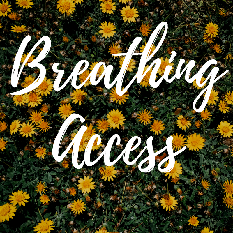 Breathing Access